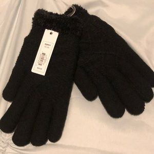Thick lined gloves